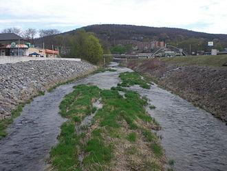 Mahoning Creek (Susquehanna River tributary) - Mahoning Creek