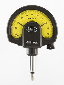 Mechanical Comparator