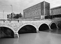 Main Street Bridge, Main Street East, spanning Genesee River, Rochester (Monroe County, New York).jpg