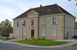 Jaulnes Commune in Île-de-France, France