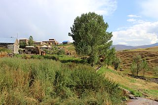Makenis Place in Gegharkunik, Armenia