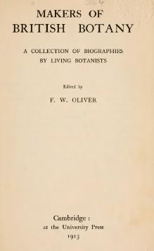Makers of British botany.djvu