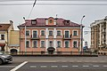 Maksima Bahdanoviča, Trajeckaje suburb (Minsk) 01.jpg
