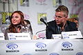 Malese Jow and Jesse Luken WonderCon 2014.jpg