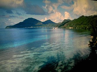 Gambier Islands - Image: Mangareva