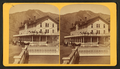 Manitou House, Manitou, Colorado. Showing the summit of Pike's Peak, ten miles distant, by Gurnsey, B. H. (Byron H.), 1833-1880.png
