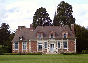 Berthouville - Manoir de Berthouville