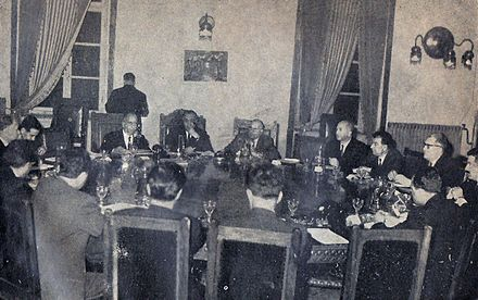 The first meeting of the Syrian government after the Baath coup of March 8, 1963 Mansur Al-Atrash5.jpg