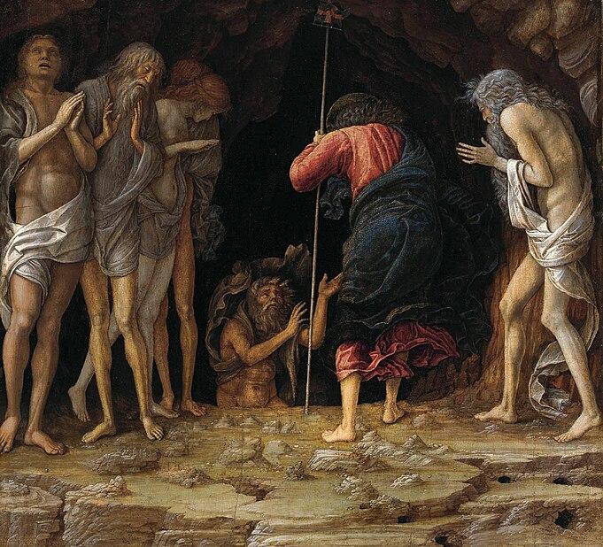 Archivo: MantegnaDescentLimbo.jpg