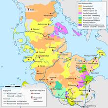 Hertugdømmet Slesvig - Wikipedia, den frie encyklopædi