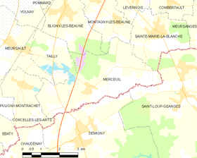 Map commune FR insee code 21405.png