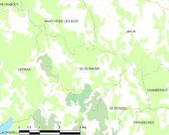 Map commune FR insee code 23175.png
