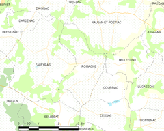 Map commune FR insee code 33358.png