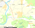 Map commune FR insee code 39405.png