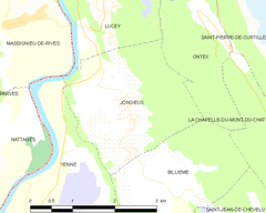 Map commune FR insee code 73140.png