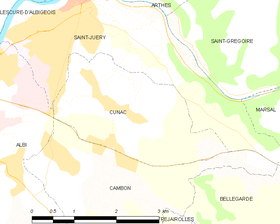Map commune FR insee code 81074.png