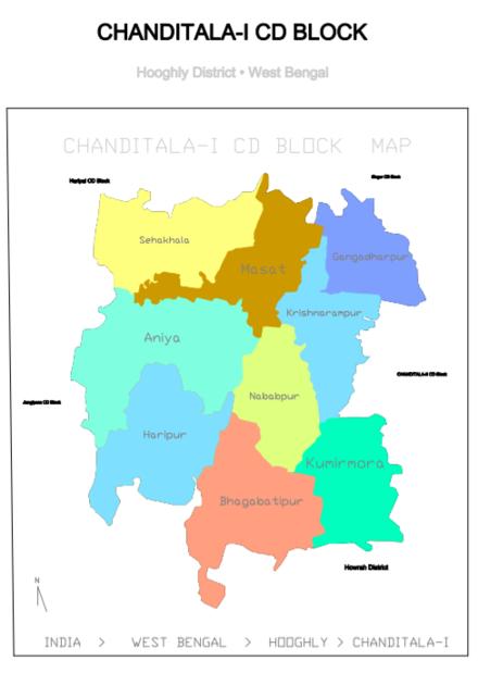 Chanditala I - Wikiwand