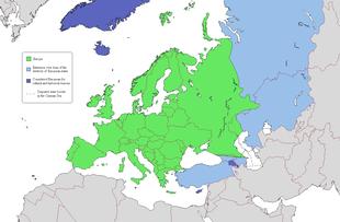 Europa – Wikipédia, a enciclopédia livre
