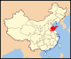 Map of PRC Shandong.svg