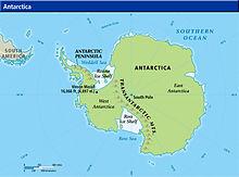 mountains in antarctica map Transantarctic Mountains Wikipedia mountains in antarctica map
