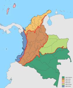 Mapa de Colombia (regiones naturales).png