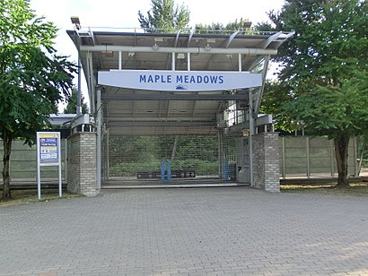 How to get to Maple Ridge, British Columbia with public transit - About the place