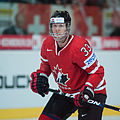Marc Methot - Switzerland vs. Canada, 29th April 2012-3.jpg