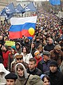 March of Peace (2014-03-15, Moscow) Trubnaya Square.JPG