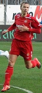 Marcin Baszczyński Polish footballer