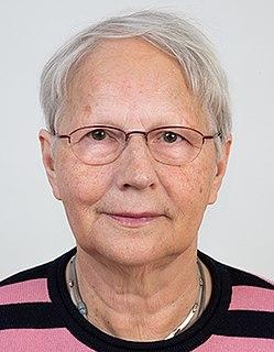 Marga Ingeborg Thome Icelandic academic