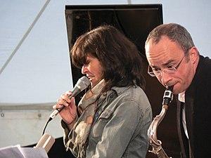 Maria Pia De Vito - Maria Pia De Vito and Julian Arguelles (Appleby Jazz Festival 2007)
