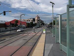 Marin Street station - Marin Street Station, 2012