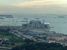 Port Of Singapore Wikipedia