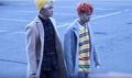 Mark Lee and Huang Renjun going to a Music Bank recording in February 2017.png