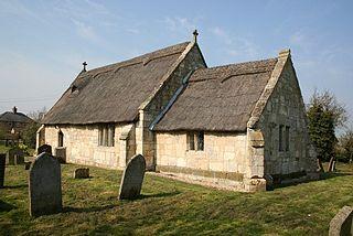Markby human settlement in United Kingdom