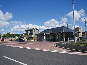 Markinch - Markinch railway station