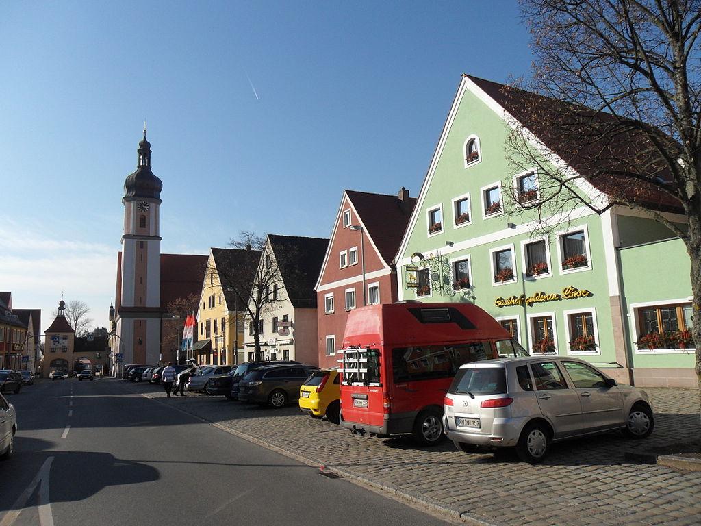 File Marktplatz Allersberg 1 Jpg Wikimedia Commons