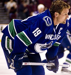 Cyclone Taylor Trophy - Five-time winner (1999, 2001-2004), Markus Naslund