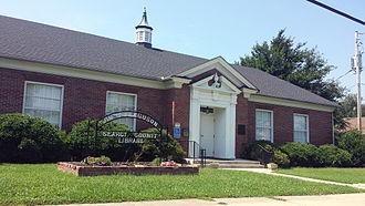 Marshall, Arkansas - Searcy County Library