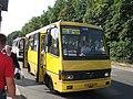 Marshrutka in Chernihiv, Ukraine.jpg
