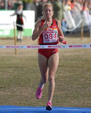 Granollers Half Marathon - Spain's Marta Domínguez is a two-time women's winner.