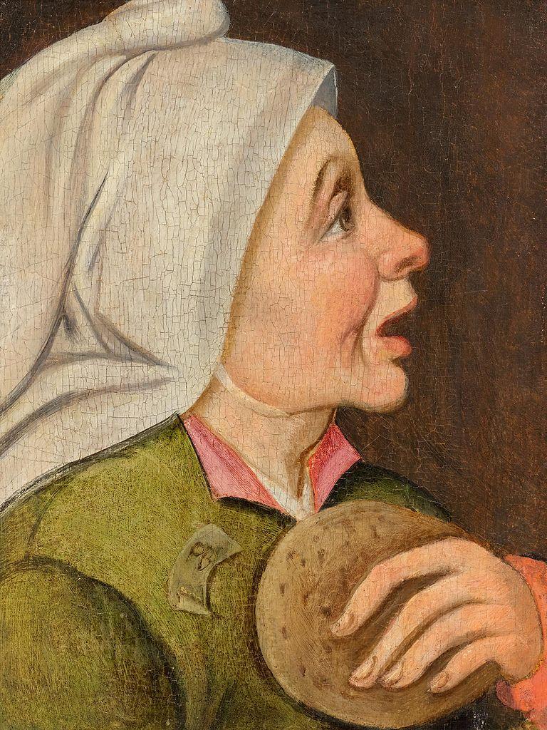 https://upload.wikimedia.org/wikipedia/commons/thumb/f/fc/Marten_van_Cleve_Bildnis_einer_B%C3%A4uerin_Allegorie_des_Monats_Februar_1560s.jpg/768px-Marten_van_Cleve_Bildnis_einer_B%C3%A4uerin_Allegorie_des_Monats_Februar_1560s.jpg