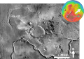 Martian impact crater Rauch based on day THEMIS.png