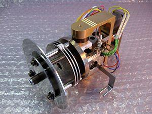 Ion source - Mass spectrometer EI/CI ion source