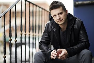 Mat Franco American talent show winner