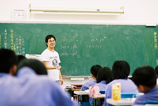"""Mathematik Unterricht ist die meisten """"harte Arbeit"""" image source"""