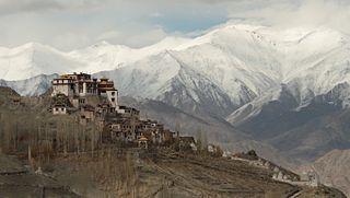 Matho Monastery Buddhist monastery in Ladakh, India