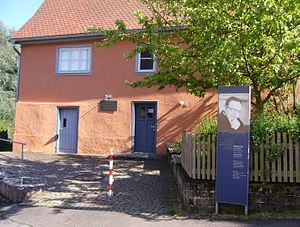 Matthias Erzberger - Erzberger's birthplace in Buttenhausen is now a small museum.