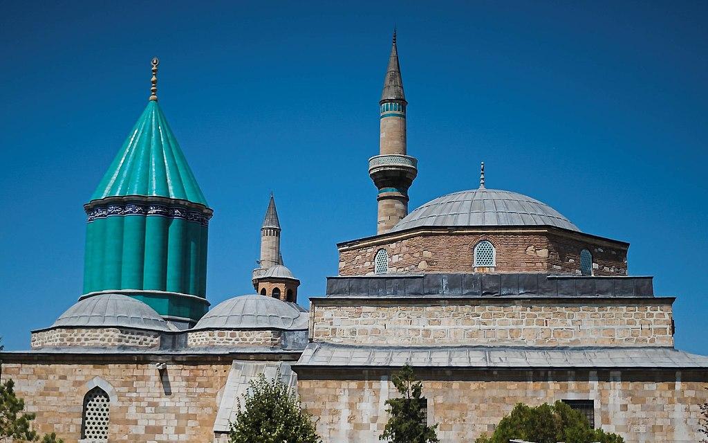 LC La Turquie - Page 3 1024px-Maulana_mausoleum_konya
