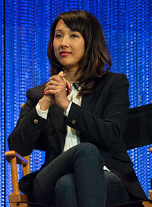 Description de l'image Maurissa Tancharoen at PaleyFest 2014.jpg.